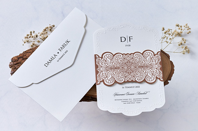 Wedding Invition Cards.Luxury Wedding Invitation Card 1133